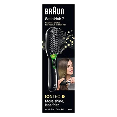 Braun Satin Hair 7 Iontec Hair Brush