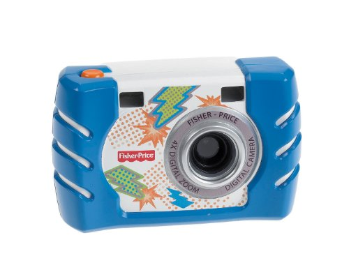 Fisher-Price Kid-Tough Digital Camera, Blue (Fisher Price Video Camera compare prices)