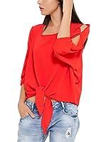 Mayissa Blusa (Rojo)