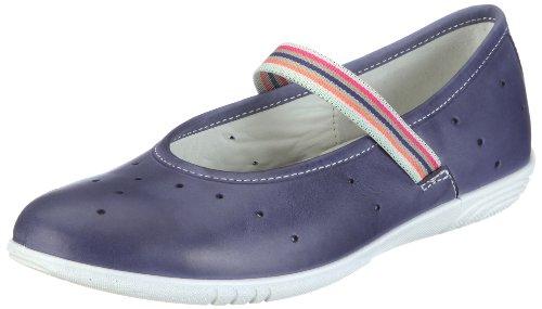 Ecco ECCO ALICIA Ballet Flats Girls Blue Blau (Indigo 02037) Size: 40