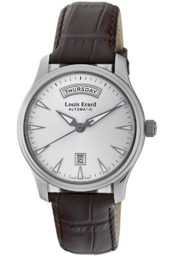 Louis Erard Men's 67258AA01.BDC21 Heritage Automatic Watch