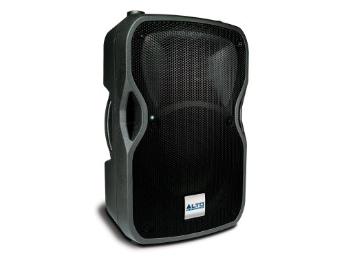 Alto Professional Ts112A 12-Inch Active 2-Way Pa Loudspeaker With Built-In Mixer