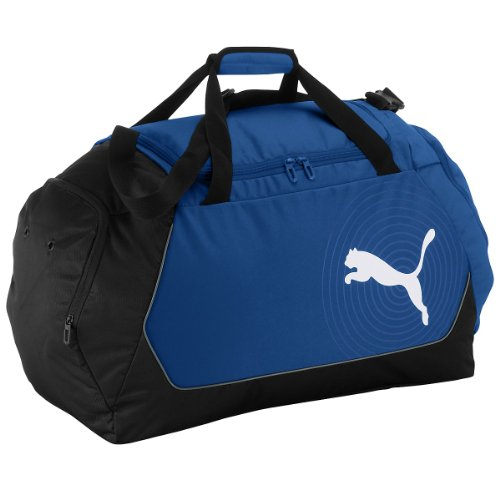 PUMA, Borsone da sport Evopower, Blu (Team Power Blue-Black-White), 73 x 34.5 x 30 cm