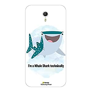 Hamee Finding Dory Official Licensed Designer Cover Hard Back Case for Meizu M3 Note ( Destiny 2/White )