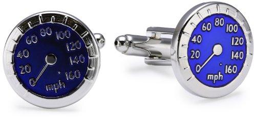 Teroon 610757 Unisex Brass Cufflinks