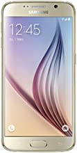 Samsung Galaxy S6 Smartphone (5.1 Zoll Touch-Display, 64 GB Speicher, Android 5.0) gold