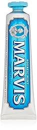 Marvis Aquatic Mint Toothpaste, 3.8 Ounces