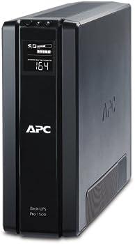 APC 10-Outlet 1500VA/865W UPS System