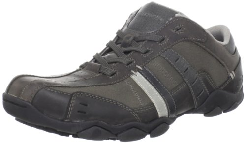 Skechers Men's Diameter - Vassell Charcoal Lace Up 62607 8 UK