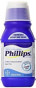 Phillips - Lait de Magnésium - Milk of Magnesia - 355ml