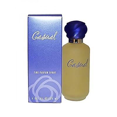 Casual for Women by Paul Sebastian, Fine Parfum Spray, 4-Ounce
