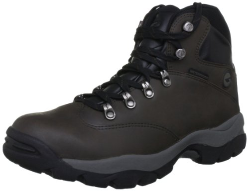 Hi-Tec Men's Ottawa Wp Chocolate/Brown/Black Hiking Boot O001656/043/01 9 UK, 43 EU, 10 US