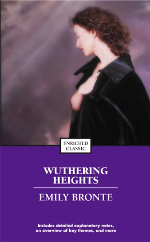 Bronte, Charlotte - Wuthering Heights (Enriched Classics)