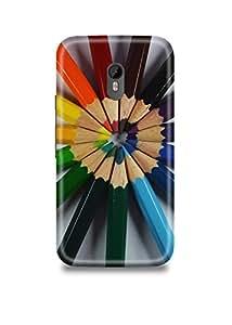 Colors Moto G3 Case