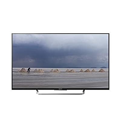 Offer: Sony 109 cm (43 inches) Bravia KDL-43W800D Full HD LED 3D Smart TV (Black) + Sony 10000mAh Power Bank
