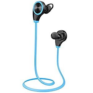 LSoug Wireless Bluetooth Headphones,Noise Cancelling ,Suitable for IOS & Android Devices