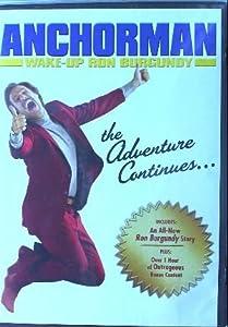 amazoncom anchorman wake up ron burgundy will ferrell
