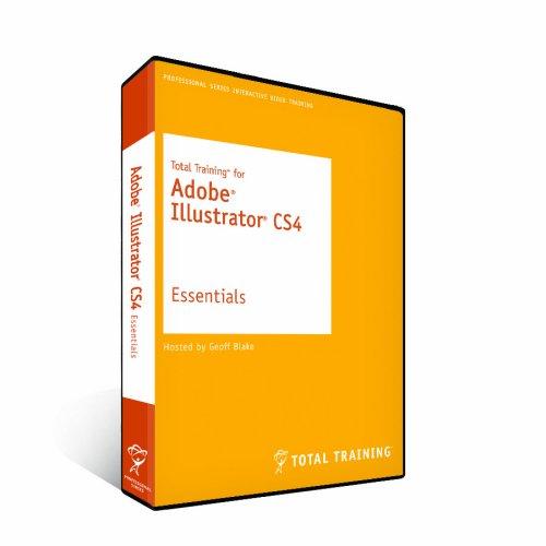 Total Training for Adobe Illustrator CS4: Essentials (PC DVD)