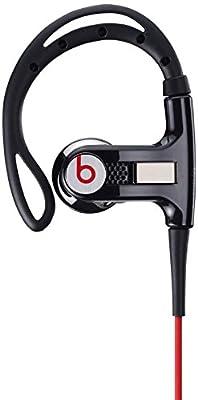 Monster Cable POWERBEATSBLK In Ear Sports Headphones Black