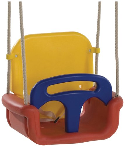 Garden Games 3 Part Growable Baby Swing Seat -Transforms as your child grows
