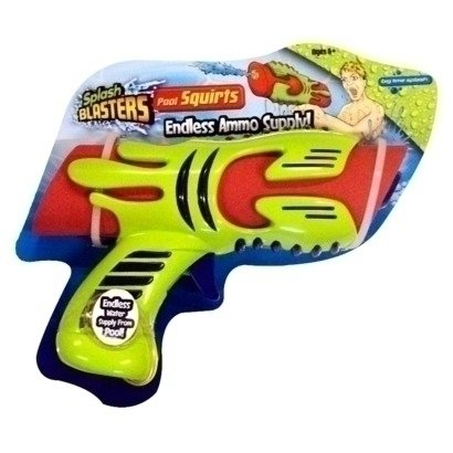 Splash Blasters Pool Squirt Gun-1 count