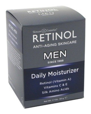 Best Cheap Deal for Retinol Daily Moisturizer for Men, 1.7 Fluid Ounce from Retinol - Free 2 Day Shipping Available