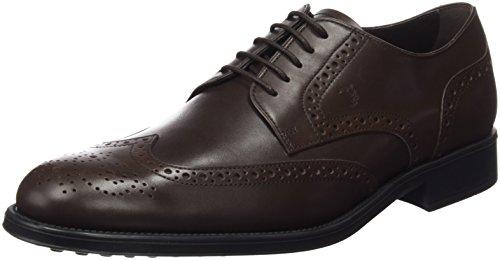 tods-zapatos-de-cordones-brogue-para-hombre-color-testa-moro-talla-44-1-2