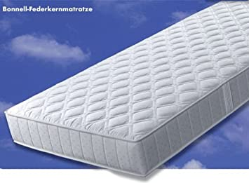 bonnell federkernmatratze meteor liegefl che dc436. Black Bedroom Furniture Sets. Home Design Ideas