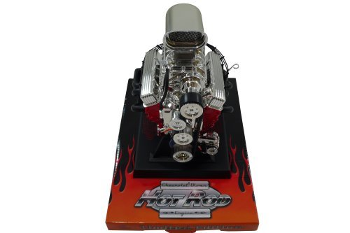chevy-small-block-350-hood-scoop-v8-model-engine-diecast-16-scale-motor-by-hotrods-pro
