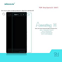 Nillkin H Glass Screen Scratch Guard Protector For Sony xperia C3