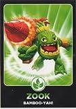 Skylanders Giants No. 027 ZOOK - Original Characters Individual Trading Card