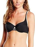 Chantelle Sujetador de Bikini Monaco (Negro)