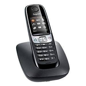 Gigaset C620 Téléphones Sans fil Ecran