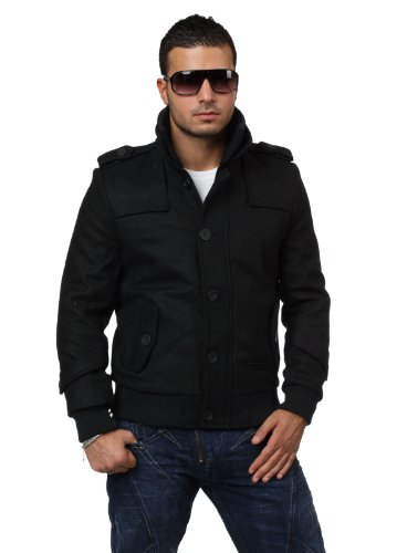 Free Side Men Winter Jacket Avenue