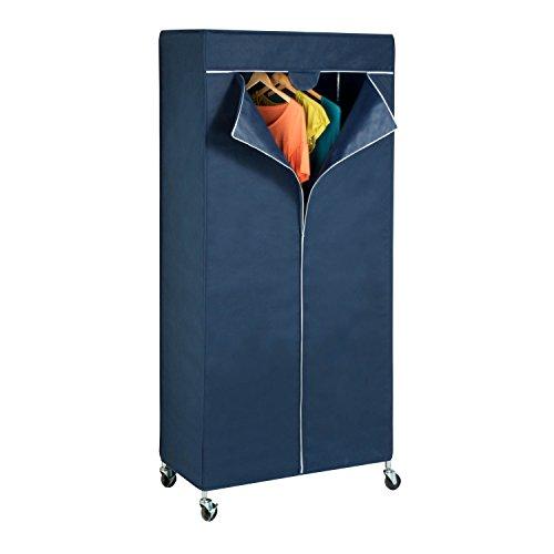 honey-can-do-gar-02198-porta-abiti-per-gar-01120-porta-abiti-colore-blu-navy