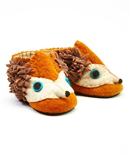 Silk Road Bazaar Zootie, Hedgehog, 2-3 Years - 1