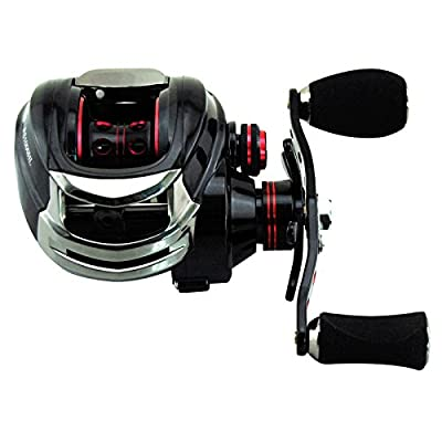 KastKing Royale Legend High Speed Low Profile Baitcasting Fishing Reel Super Smooth Dual Break System Best Baitcaster Reel with Oversized Handle Good Match For Any Baitcasting Rod from Eposeidon