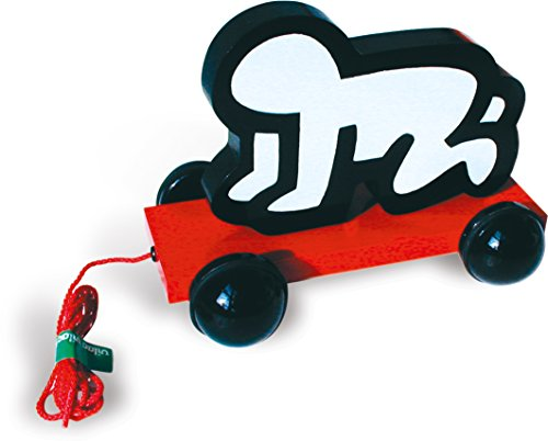 Pull Toy - Baby : Keith Haring - 1