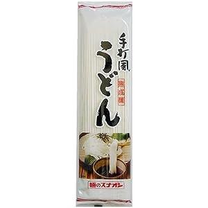 麺のスナオシ 手打風うどん 200g×20個