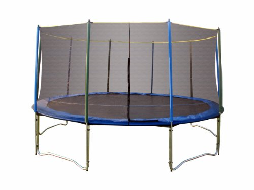 Pure Fun 15-Foot Trampoline and Enclosure Set