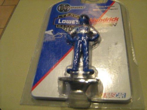 2003 Wal-Mart Stores Team Caliper, Inc. & J. G. Motorsports, Inc. Team Lowe's Racing Hendrick Mototsports 1:24 Die Cast Figurine #41819