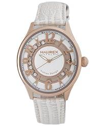 Haurex Italy Women's FH336DSH Preziosa Floating Crystals Watch
