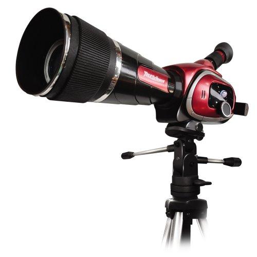 Kenko 天体望遠鏡 EASTCOLIGHT 9310 50X 口径60mm 焦点距離250mm PC接続対応 デジタルアイピース付属 EC#9310