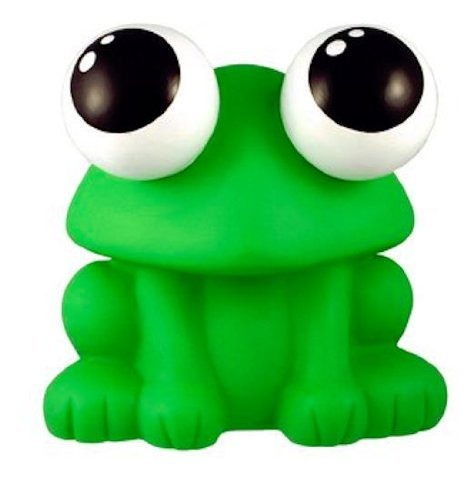 Green Frog Money Piggy Bank Froggy Savings Kids by Streamline