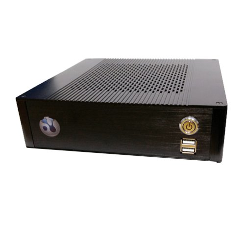 Nuvola Np-H1 Pro 4K Ultrahd Plug-And-Play Device W/ Windows 7 +250Gb Ssd