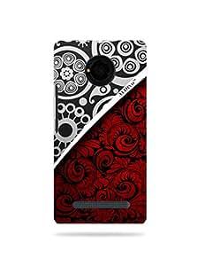 alDivo Premium Quality Printed Mobile Back Cover For YU Yunique / YU Yunique Back Case Cover (MKD174)