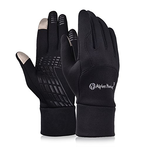 Vbiger Outdoor Cycling Driving Breathable Sunproof Touchscreen Gloves