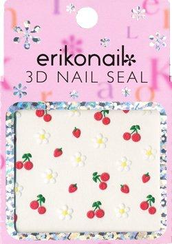 erikonail 3D ネイルシール 3D NAIL SEAL E3Dー3
