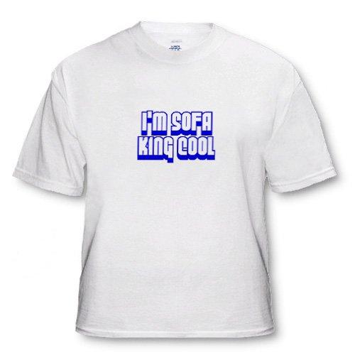 Im Sofa King Cool - Adult T-Shirt Large