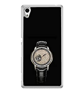 ifasho Designer Phone Back Case Cover Sony Xperia M4 Aqua :: Sony Xperia M4 Aqua Dual ( Quotes On Smile )